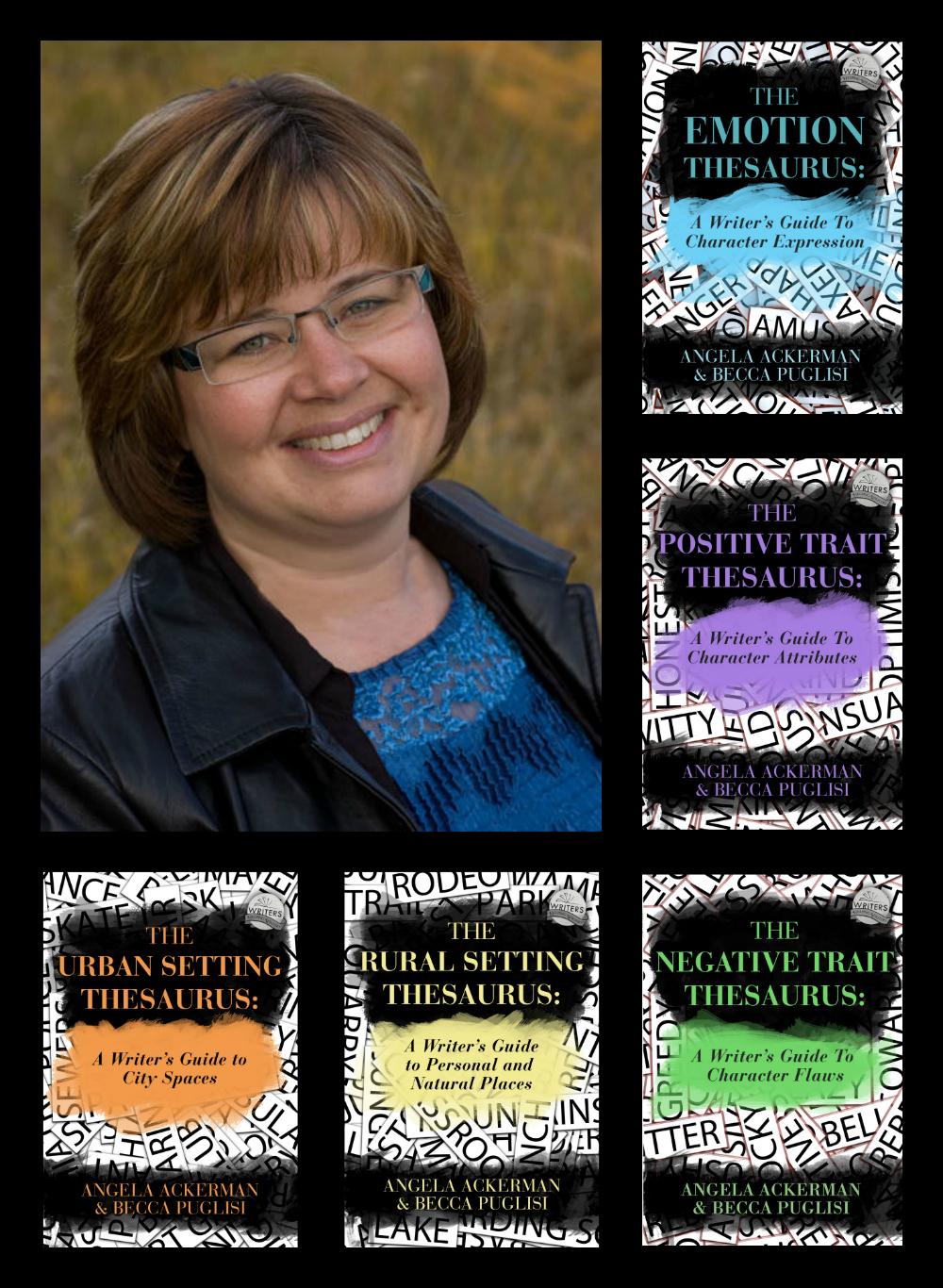 Author Angela Ackerman_Writers Helping Writers
