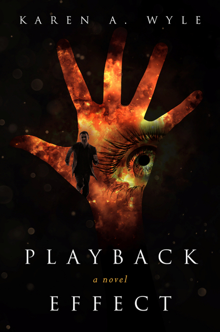 Playback Effect ebook cover - small and low-res