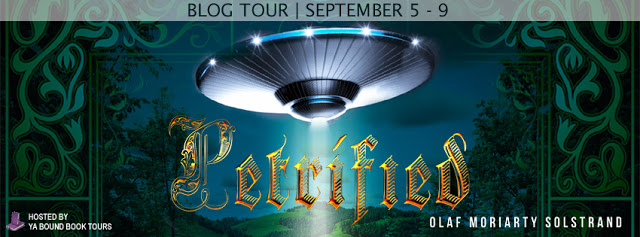 Petrified tour banner