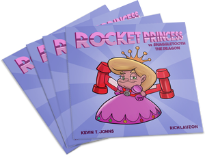 rocket-princess