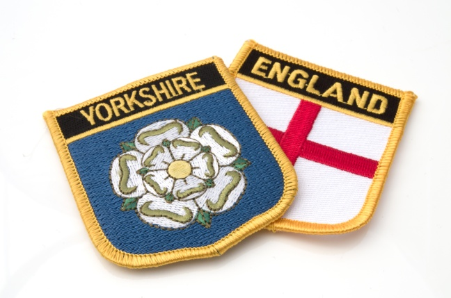 yorkshire and england