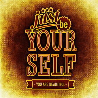 just-be-yourself
