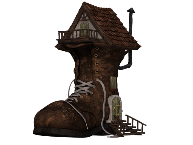 home-shoe