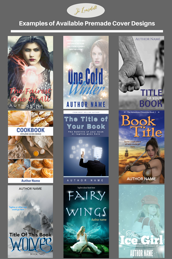 jo-linsdell-book-covers