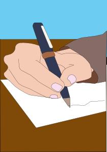 writing-clker