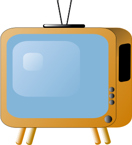 television-clker-1