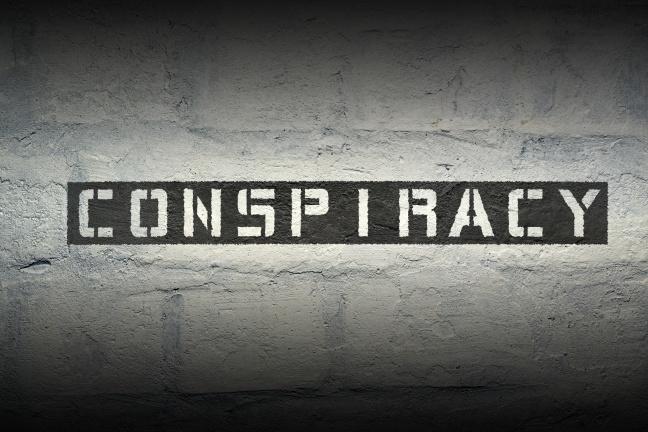 conspiracy WORD RG