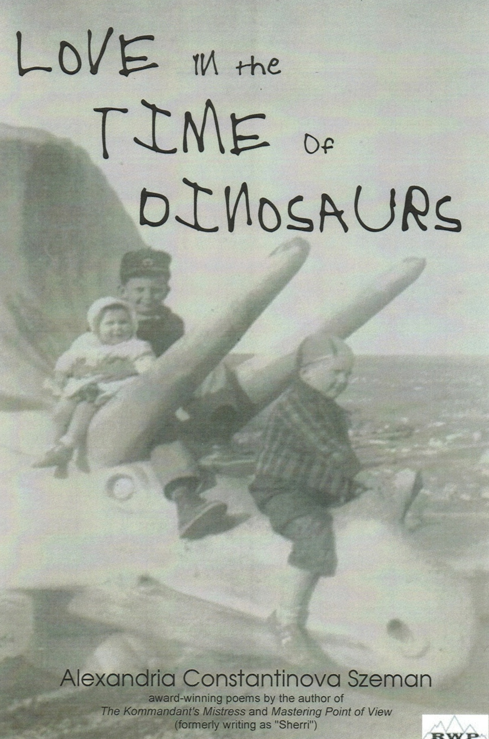 Love in the Time of Dinosaurs (cover)