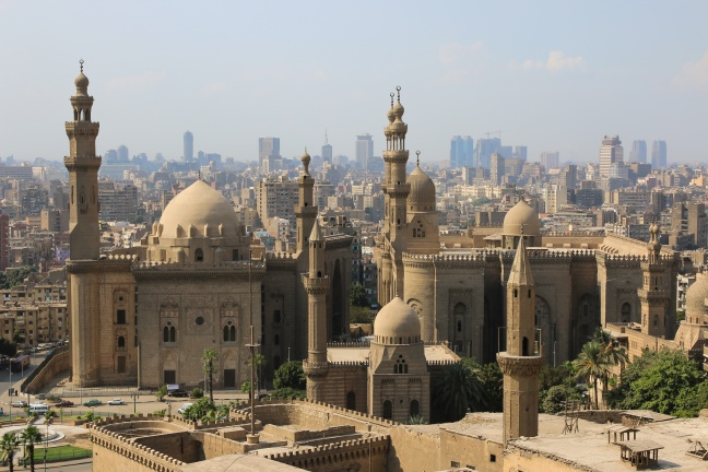 Mosque-Madrassa of Sultan Hassan. Cairo. Egipt