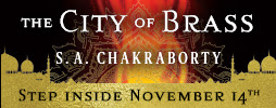 City of Brass banner