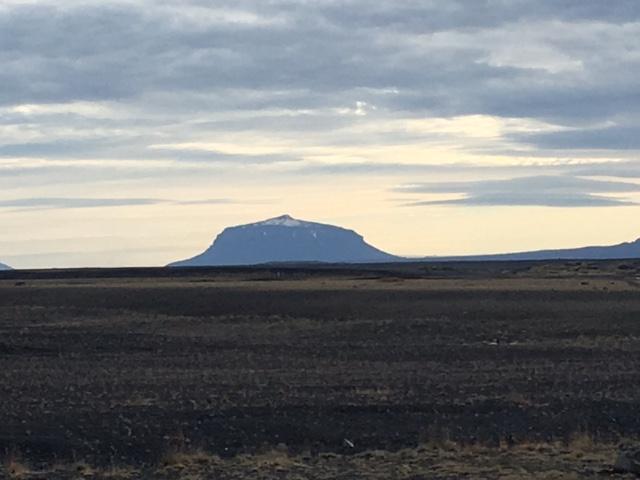 Herðubreið mountain
