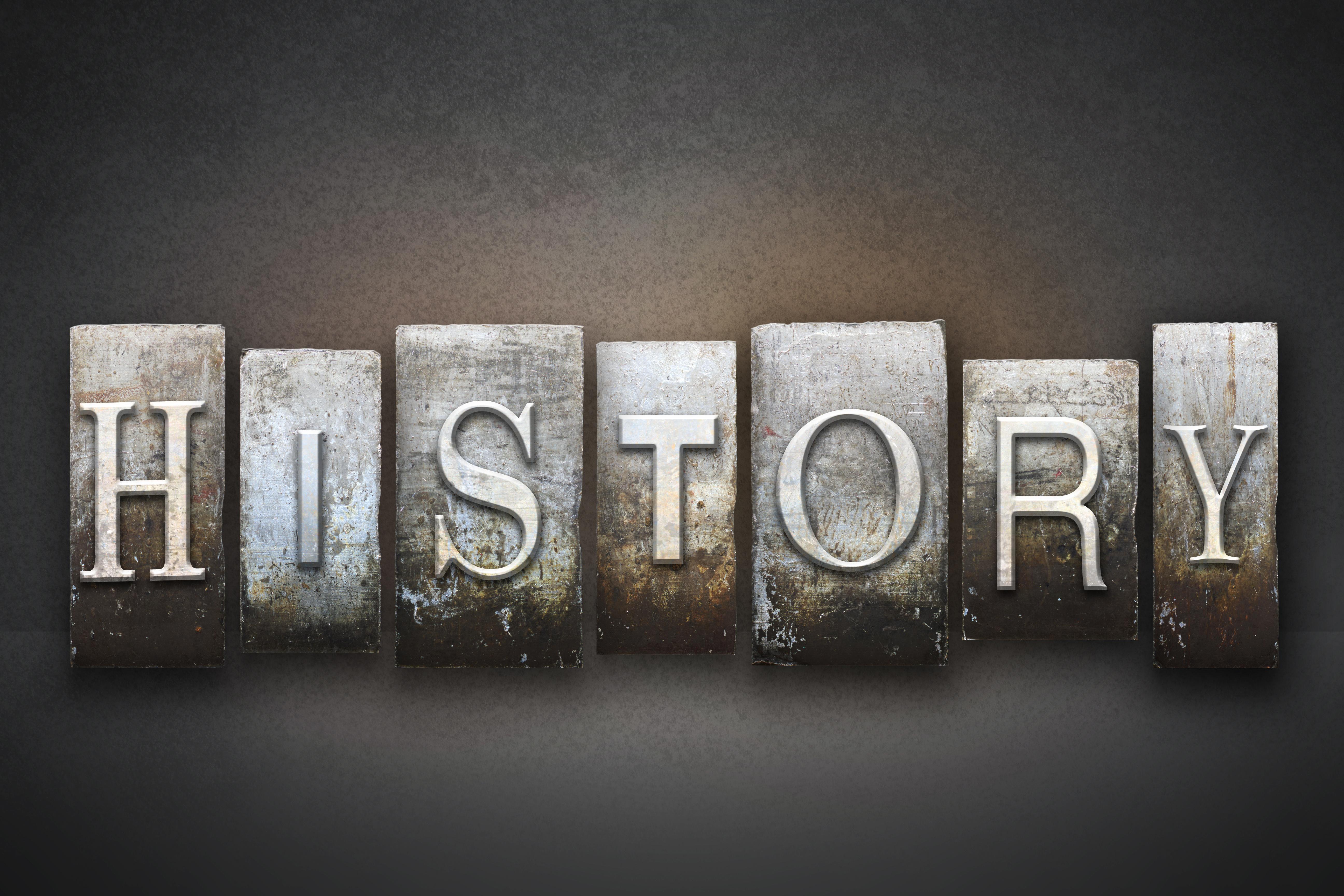 History Letterpress