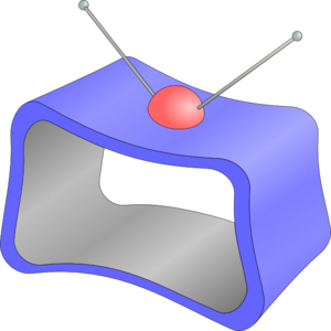 Purple TV icon
