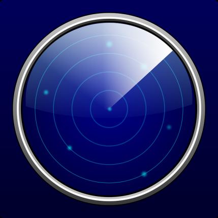 Radar image 1