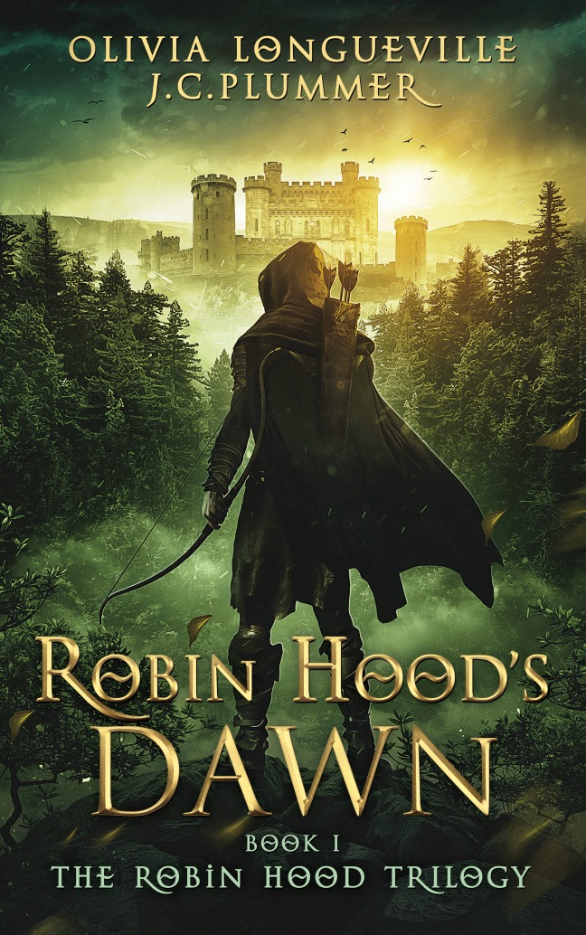 Robins Hood's Dawn Book Cover