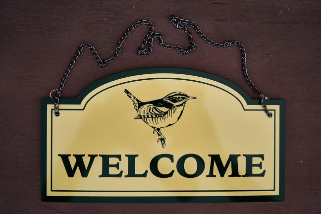 welcome for Micki B