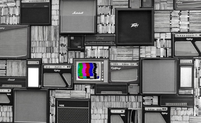 TV collage image
