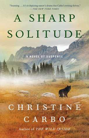 A Sharp Solitude Christine Carbo