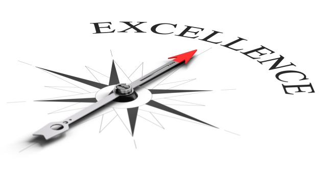 To Excel, Best Quality Service, Excellence