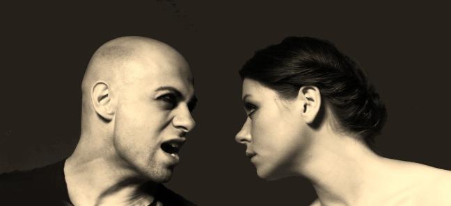 Rage emotion image
