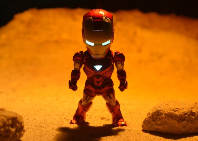 Iron man toy image