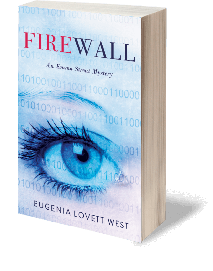 Firewall book image at angle