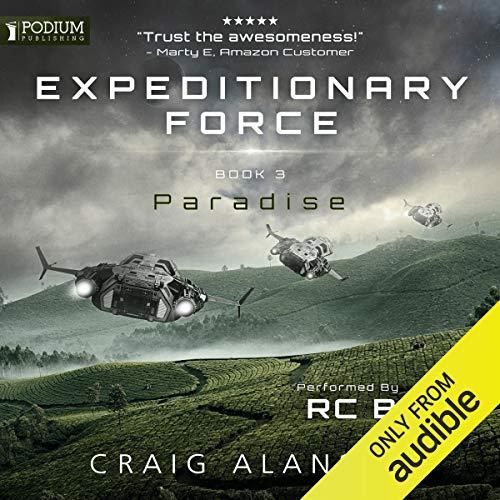 Paradise audiobook image