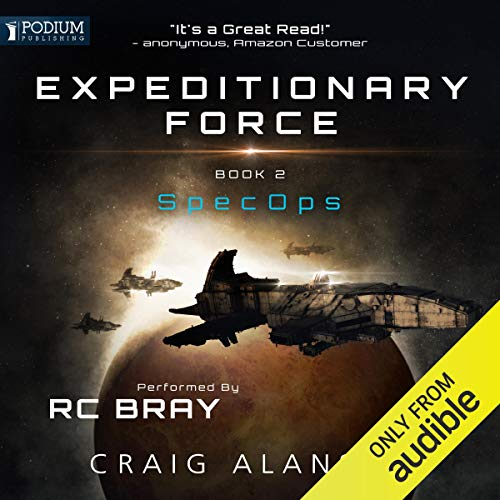 specops expeditionary force book two