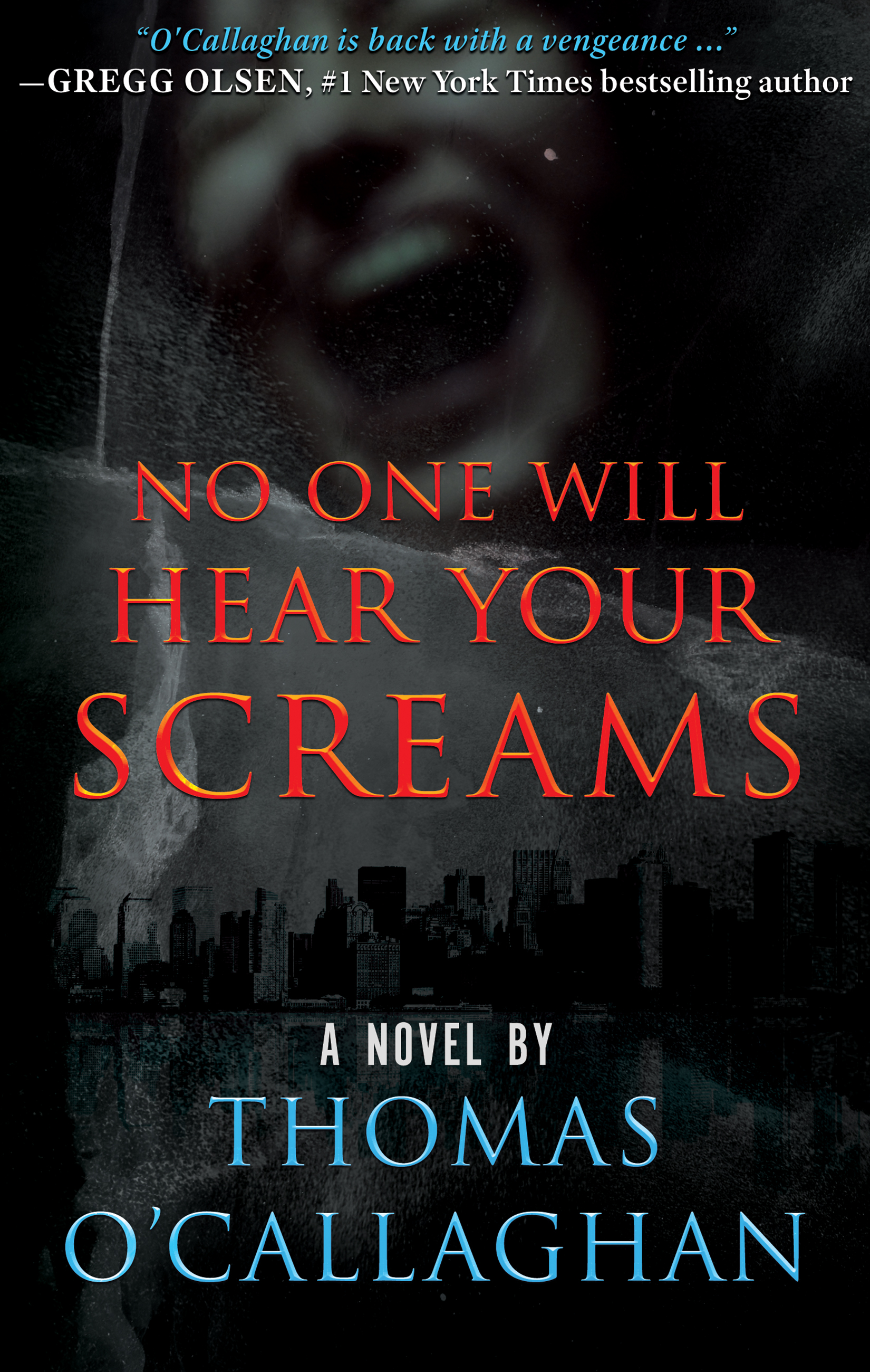 No One will hear will you scream book image